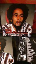 BOB MARLEY and The WAILERS - Ultimate Wailers Box 5 LP Set + Book & Cards Reggae