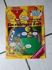 Yps --  70 er Jahre  (Gruner+ Jahr) Comic (ohne  Bastelbogen mittig)Nr.141