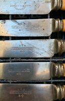 Antique JOSEPH RODGERS & SONS CUTLERS to Her Majesty Harrison Fisher Co 8 lot