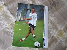 David Beckham 2003 Inglaterra leyenda del fútbol entrenamiento en el Real Madrid Foto De Prensa