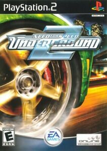 Need for Speed: Underground 2 - Playstation 2 Game