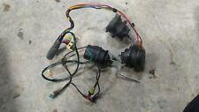 2005 JEEP LIBERTY HVAC HEATER BLEND DEFROSTER VACUUM harness & actuators