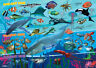 07347 RAVENSBURGER UNDERWATER REALM GIANT FLOOR PUZZLE 60PC [CHILDREN'S JIGSAW]
