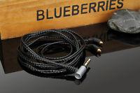 OCC Silver Audio Cable For Westone W10 W20 W30 W40 W50 W60 W80 EARPHONES