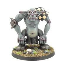WWG Fantasy Football Grunger the Troll – 28mm Goblin Miniature Figure Blood Bowl