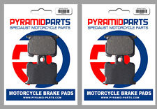 Yamaha RD 350 LC 81-82 Front Brake Pads (2 Pairs)