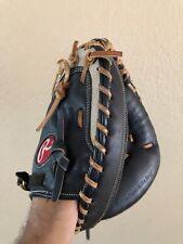 Rawlings Renegade Baseball Catcher's Mitt Glove Lite Toe RCMB