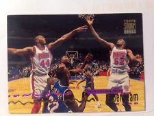 1993/94 STADIUM CLUB SUPER TEAM NEW JERSEY NETS #17