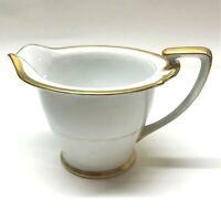 Noritake Fine China GOLDRAY Creamer Gold Trim Vintage Japan