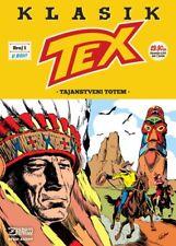 Tex Klasik 1, Strip Agent, comic, comics, comic book, stripovi, fumetti NEW