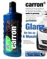 carron ® Autopolitur Lotuseffekt Hochglanz Versiegelung Glanz ohne Polierarbeit