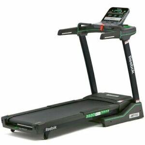Reebok Jet 200 Treadmill | Motorised Incline | 2021 Model |