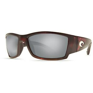 Costa Del Mar Corbina Polarized Sunglasses - 580G Lenses - Silver Mirror
