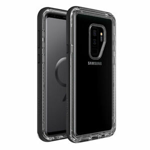 NEW Original LifeProof NËXT Snowproof Case For Samsung Galaxy S9 - Clear / Black