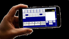 iX70 PoS Virtual Waiter Pad WiFi epos software.  by Epos4U needs iX50T PoS