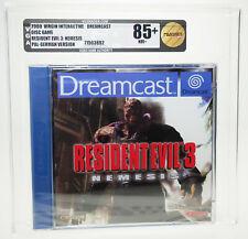 Resident Evil 3 - Nemesis - SEGA Dreamcast NEU eingeschweißt SEALED VGA 85+ GOLD
