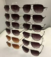 Metal Frame Sunglasses Wholesale 12 pair #E1028