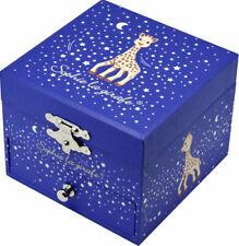 Phosphoreszierende Spieldose Sophie the Giraffe Milky Way - Leuchtet in der Nach