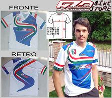 Maglia Ciclismo-Bici-Calcio-Calcetto HZD Italia taglia S