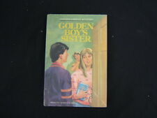 Golden Boy's Sister by Philippa Greene Mulford Especially for Girls 1986