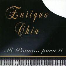 Enrique Chia - Mi Piano Para Ti [New CD]