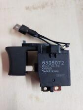 Makita 650507-2 Interrupteur pour Clé à Choc