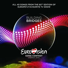 EUROVISION SONG CONTEST, VIENNA 2015  2 CD NEUF