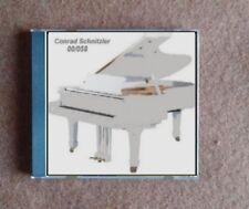 CONRAD SCHNITZLER-  00/058  Rare  Tangerine Dream