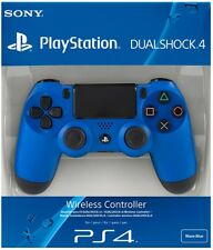 PS4 DualShock 4 Controller Wave Blue V2     BRAND NEW SEALED OFFICIAL