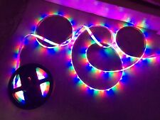 Purple Color 300 LED Strip Light Waterproof Flexible String  Lights 12 volt 5M