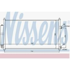 Nissens Kondensator, Klimaanlage Nissan X-Trail 94893 Nissan X-Trail T30