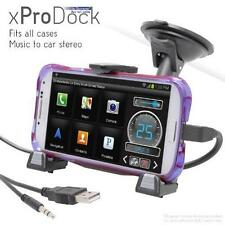?iBOLT xProDock Active Car Dock/Holder/Mount for Samsung Galaxy S3, S4, Note 2