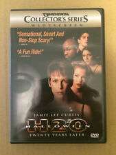H20 Halloween Twenty Years Later Dimension Collector's Series Michael Myers DVD