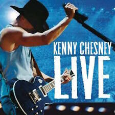 KENNY CHESNEY CD - KENNY CHESNEY LIVE (2006) - NEW UNOPENED - COUNTRY