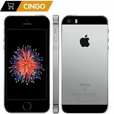 Apple iPhone SE Dual Core Cell Phones 12MP iOS Fingerprint Touch ID  2GB RAM 16/
