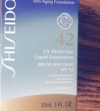 Shiseido UV Protective Liquid Foundation For Face,  SPF 42