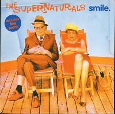 "THE SUPERNATURALS smile/stalingrad FOOD 92 uk food 1997 7"" PS EX/EX no poster"
