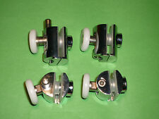 Shower Door Rollers, Wheels, Runners. 4 x SR44S