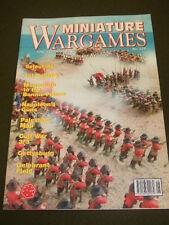 MINIATURE WARGAMES - 1st DUNKIRK - JUNE 2002 # 229