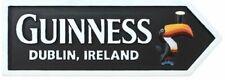 Shaped Vinyl Sticker Decal pub breweriana Dublin stout toucan vintage laptop car