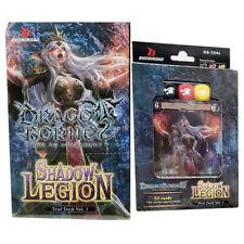 Dragonborne - Rise to Supremacy, Trial Deck Vol. 1: Shadow Legion, English