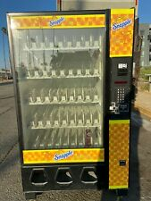Dixie Narco 5591 Glass Front Can Bottle Soda Energy Drink Vending Machine Mdb