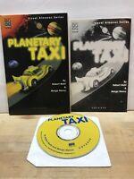 PLANETARY TAXI GAME Macintosh CD-ROM COMPUTER GAME - ASTRONOMY BA