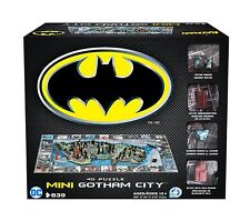 4D Cityscape Batman Gotham City Mini Puzzle (839 pieces)