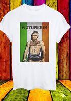 Notorious Conor McGregor Irish Boxer UFC MMA Fight Men Women Unisex T-shirt 665