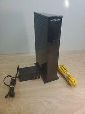 NETGEAR C6300 AC1750 WiFi Cable Modem Router