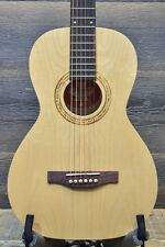 "Norman by Godin Expedition Natural Parlor SG ""SF"" Acoustic Guitar #038749000285"