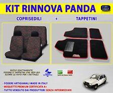 Fiat Panda Young Tappetini auto con coprisedili set moquette premium fodere kit
