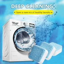 5Pcs Washing Machine Cleaning Detergent Wash Cleaner Effervescent Tablet Useful