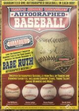 BRAND NEW SEALED! Tristar Hidden Treasures Autographed Baseball Series 9 Red Box
